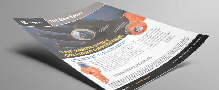 Download a pdf of the Kappler 2N1 glove system informational flyer