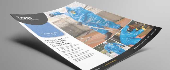 Download a pdf of the Kappler Zytron 100XP informational flyer
