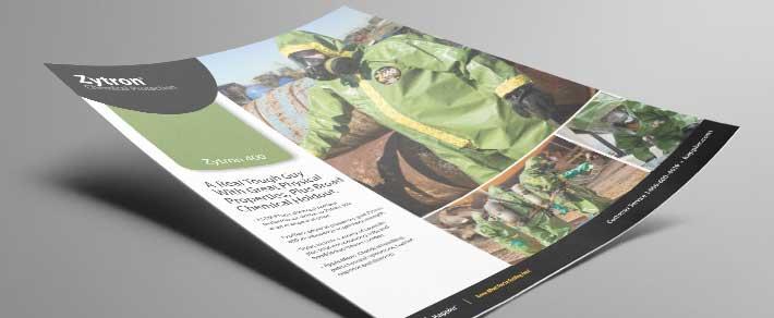 Download a pdf of the Kappler Zytron 400 informational flyer